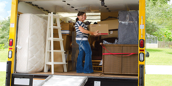 weston moving truck services