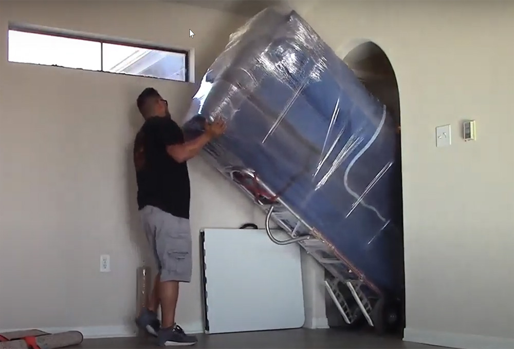 weston furniture moving services