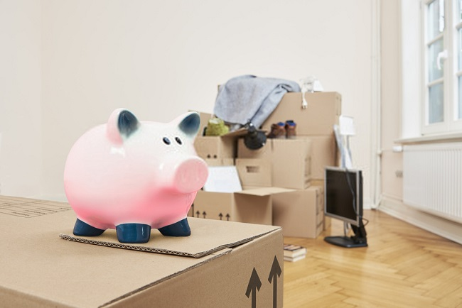 saving money on moving time