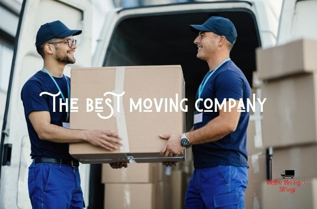 the best moving company