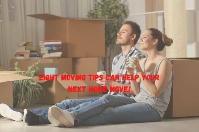 eight moving tips