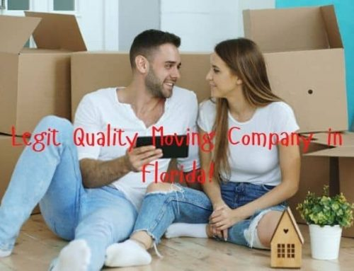 Tips On How to Decide On a Legit Quality Moving Company!
