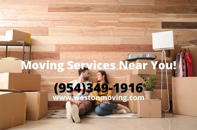 Moving Services Near You